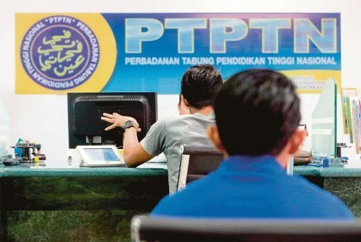 Image result for 500,000 ptptn not pay yet nst